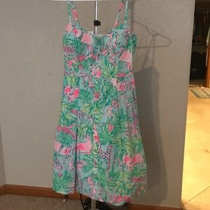 NWT Lilly Pulitzer Easton Dress On Parade